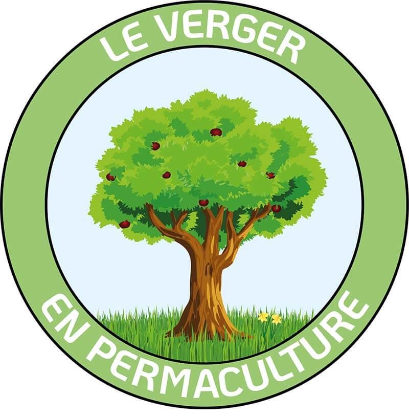 logo le verger en permaculture réalisé par le web designer sepho