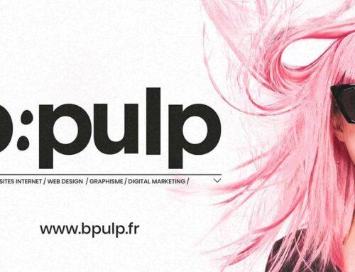 b:pulp – Xavier MERCIER : Web designer Freelance