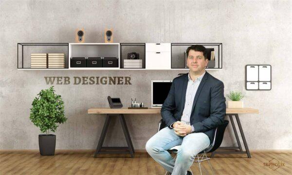 FORTIER Antony Web designer - graphiste Freelance integration wordpress