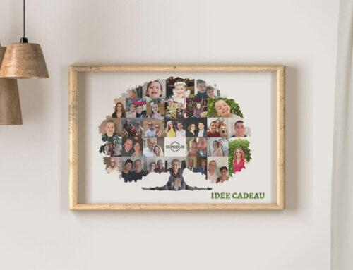 Idée Cadeau : l'arbre de famille
